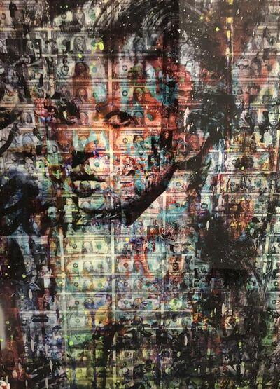 Cédric Bouteiller, 'Kate Moss', 2017