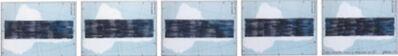 Horacio Zabala, 'Líneas obscuras sobre el meridina 60º (I) y (II), ', 1973