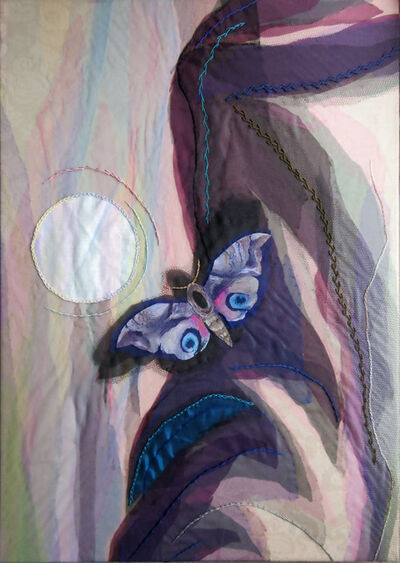 Gillian Bradshaw-Smith, 'Apollo and the Luna Moth #2', 2018