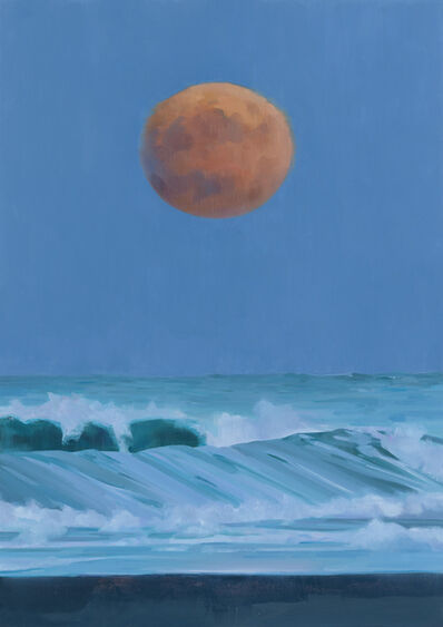 Tai-Shan Schierenberg, 'Old Moon', 2021