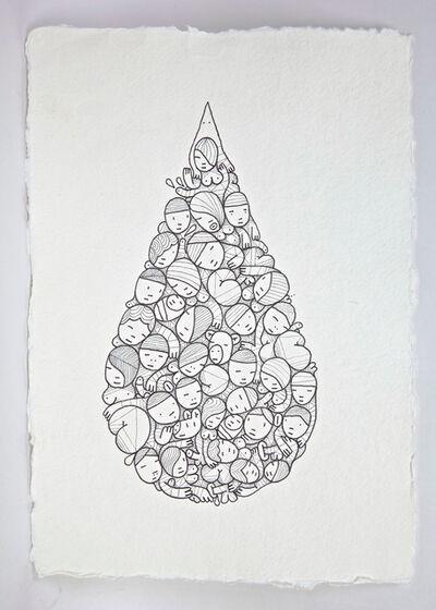 "Boris Hoppek, '""grouplove drop""', 2015"