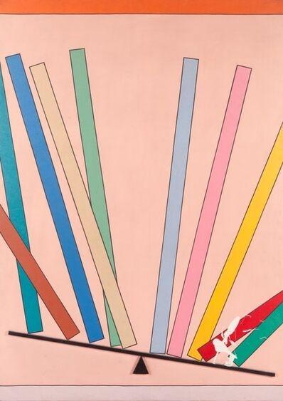 Aldo Mondino, 'Anniversario Privato', 1965-67