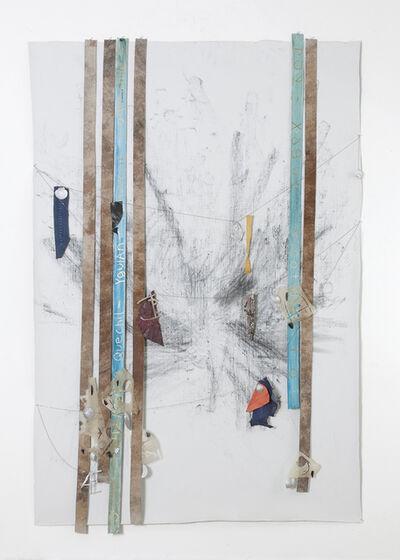 Noe Martínez, 'Las estructuras del intercambio. Los pasajes del intruso III', 2019