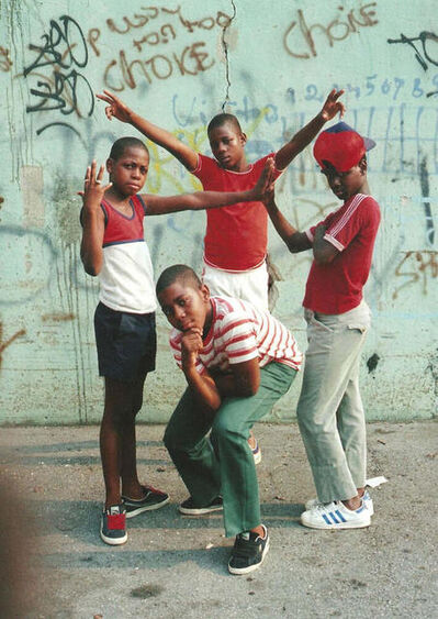 Jamel Shabazz, 'Young Boys, East Flatbush, Brooklyn, NYC ', 1981