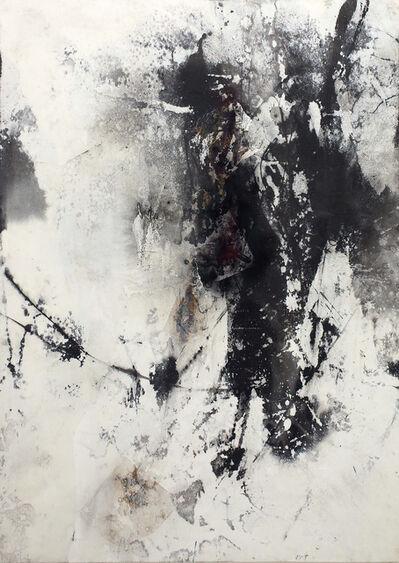 Chiko Takei, 'in white #189', 2019
