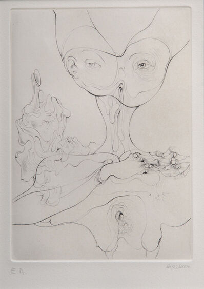 Hans Bellmer, 'A Sade #10', 1961