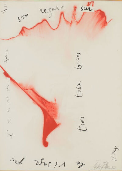 Toshimitsu Imai, 'rois talles Lasses', 1982