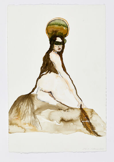 Cornelia Schleime, 'Blinde Kuh', 2014