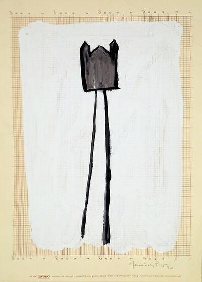 Joan Hernández Pijuan, 'Camí 1', 1990