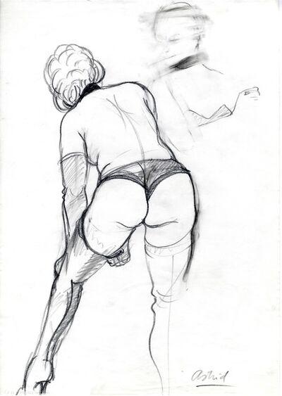 Tomi Ungerer, 'Astrid', 1985