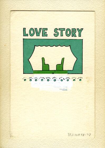 Joe Brainard, 'Untitled (Love Story)', 1975