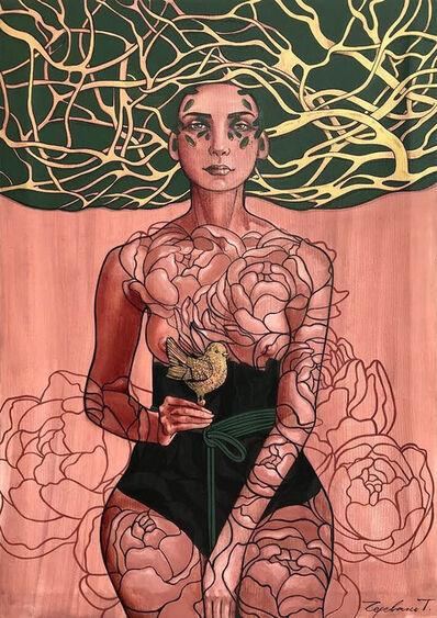 Tetiana Cherevan, 'Bird', 2018