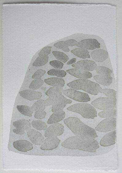 Teresa Pera, 'Calligrafies d'aigua: ST 6', 2017