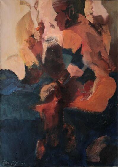 Nuno San Payo, 'Saudação a Gauguin', 1972