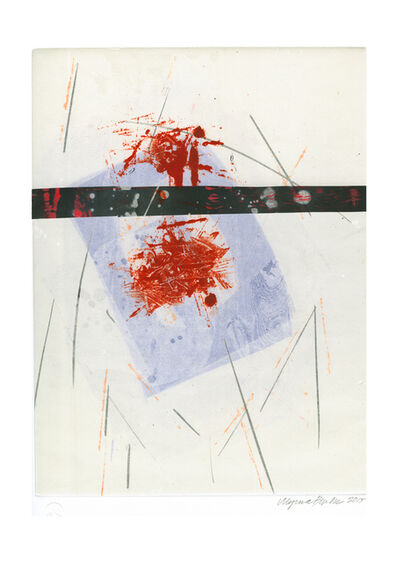 Myrna Burks, 'Bishop's Bones 2', 2015