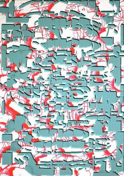 Luis Gordillo, 'Arquitecturas leves II (Light Architectures II)', 2009
