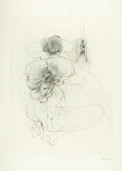 Hans Bellmer, 'Aline Et Valcour', 1968