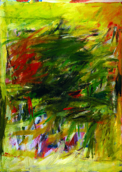 Michael Loew, 'Green Depths', 1961
