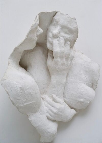 George Segal, 'The embrace', 1975