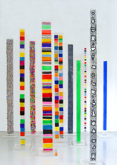 Susi Kramer, 'Stele', 2006-2017