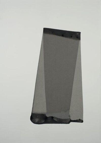 Markus F. Strieder, 'faltung grau', 2014