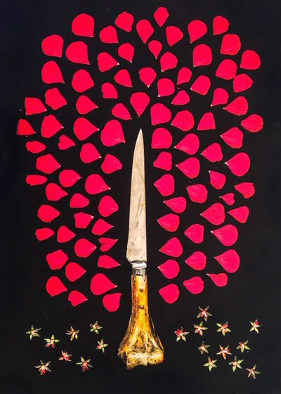 Portia Munson, 'Tree Knife Elbow', 2015