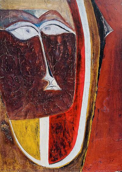 Marlen Spindler, 'Portrait', 1960