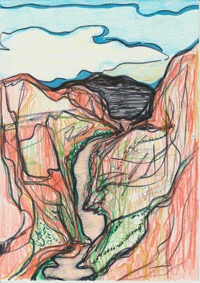 Liv Fontaine, 'Desert Landscape', 2020