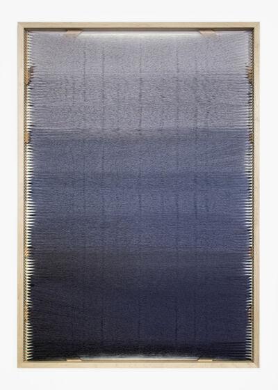Rachel Mica Weiss, 'Woven Screen, Heavy Fog', 2020