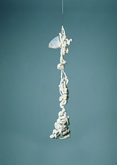 Mira Schendel, 'Droguinha [Little Scrap Nothing]', 1986