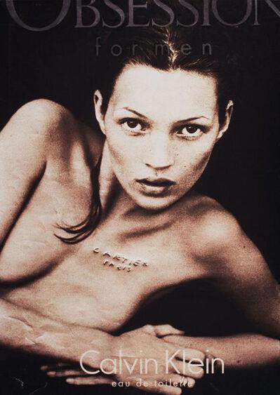 Daniele Buetti, 'Calvin Klein (Looking for Love)', 2003