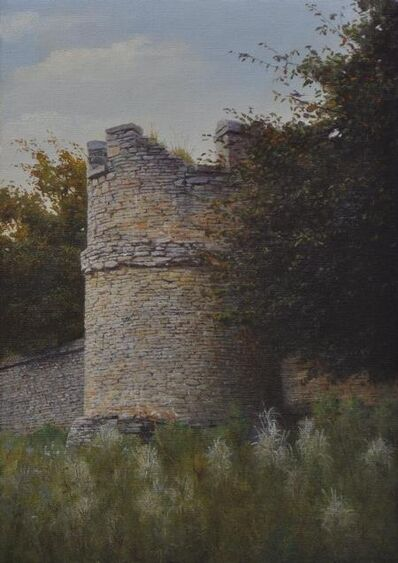 Carl Laubin, 'Ruined Bastion, Castle Howard'
