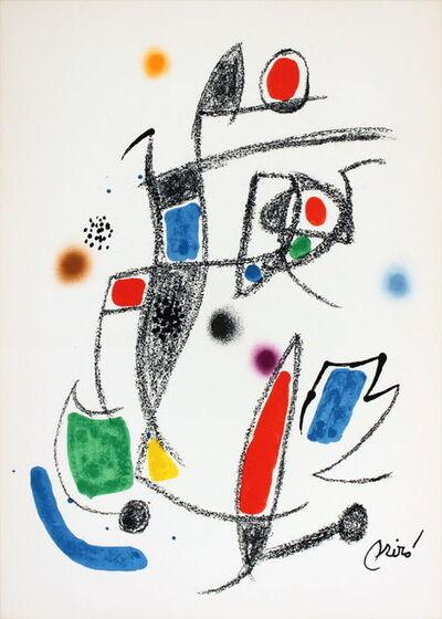 Joan Miró, 'Maravillas #1062-1975', 1975