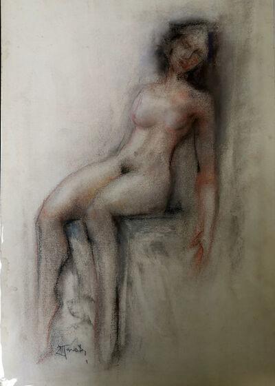 Monari, 'Reclining Nude', 2006