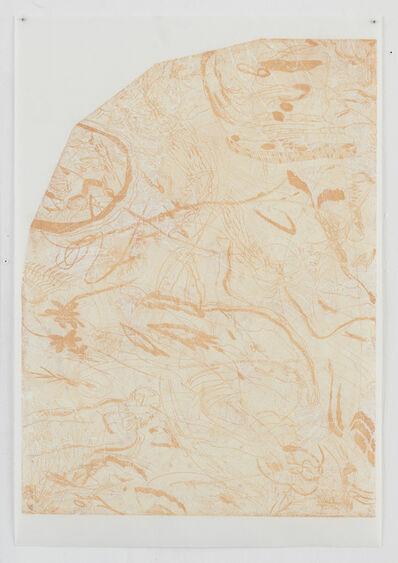 Abraham Kritzman, 'Domed Pressure (Orange) (2)', 2018