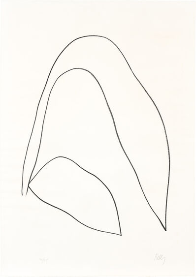 Ellsworth Kelly, 'Leaves (Feuilles) (Axsom 32)'