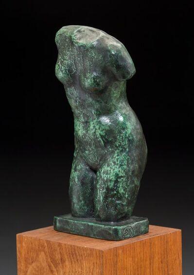 Aristide Maillol, 'Petit torse', 1910