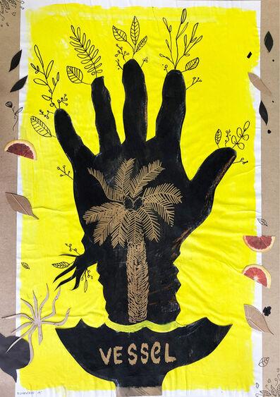 Chris Denovan, ' Palm of the Hand 1', 2020