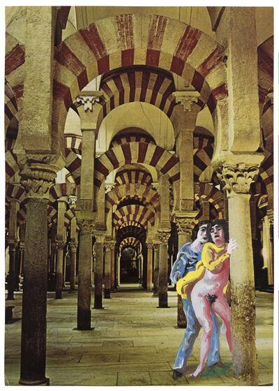 """Antonio Berni, 'Sin Título. De la sere de ilustraciones para """"El Decameron""""', ca. 1975"""