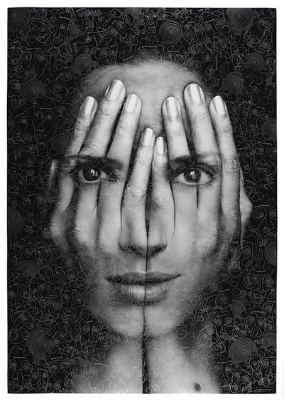 TIGRAN TSITOGHDZYAN, 'Mirror II Reimagined', 2019