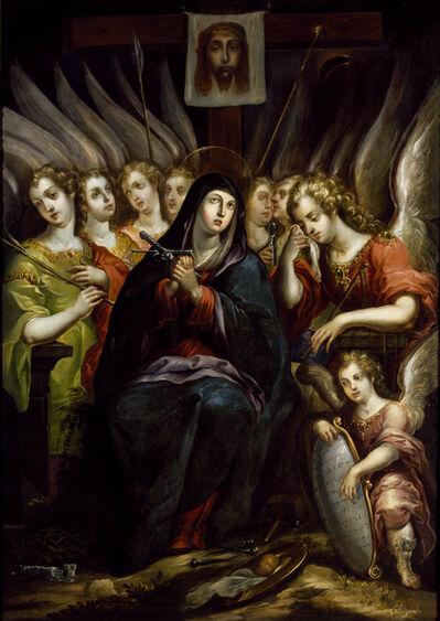 Cristóbal de Villalpando, 'The Virgin of Sorrows'