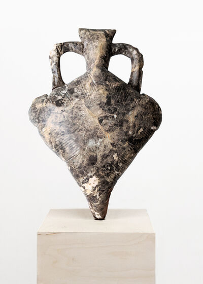Adam Parker Smith, 'Amphora (marble)', 2019