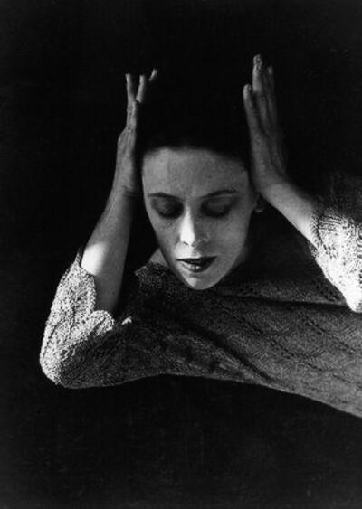 Imogen Cunningham, 'Martha Graham 4, 1931', 1981
