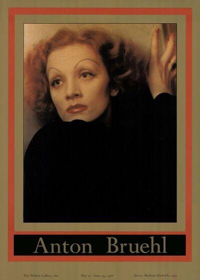 Anton Bruehl, 'Marlene Dietrich (1937)', 1978