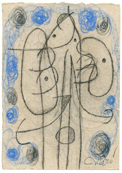 Joan Miró, 'Personnage', 1977