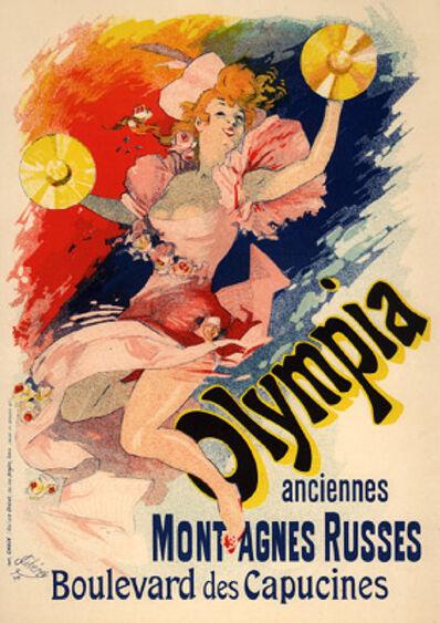 Jules Chéret, 'Olympia', 1895-1900
