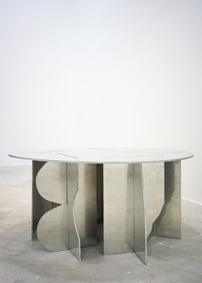 bahraini—danish, 'Coffee Table #1', 2018