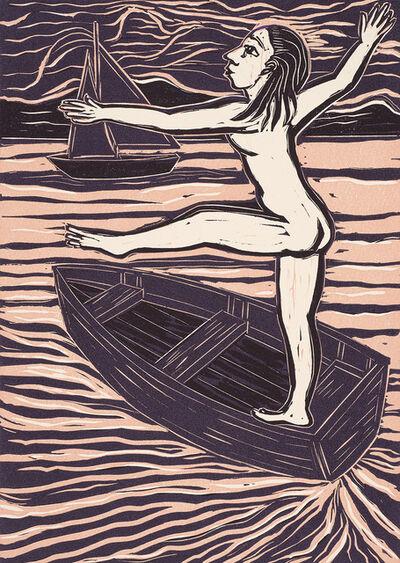 Eileen Cooper, 'Starboard', 2015