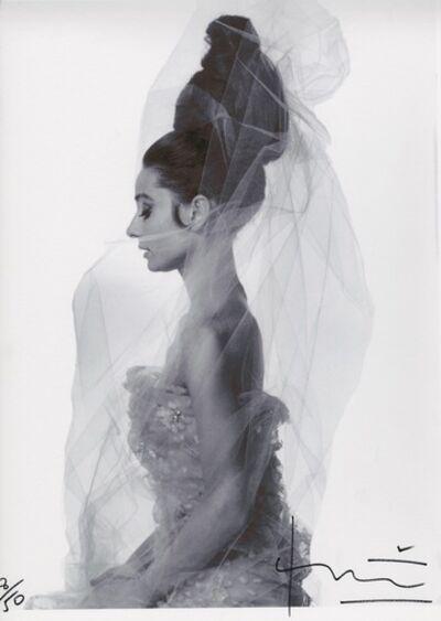 Bert Stern, 'Audrey Hepburn Profile', 2010