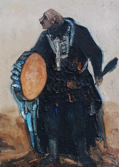 Ramazan Can, 'Black Shaman II - Kara Şaman II', 2012